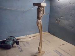Мебельная ножка